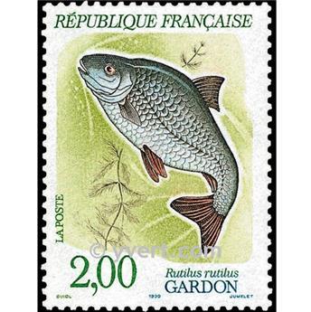 n° 2663 -  Selo França Correios