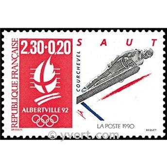 n° 2674 -  Selo França Correios