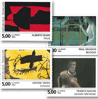 n° 2779/2782 -  Timbre France Poste