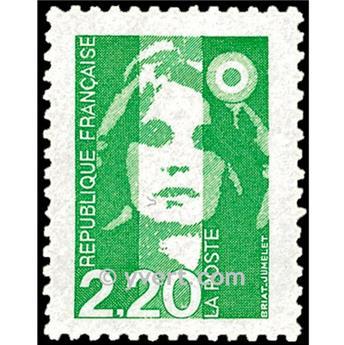 n.o 2790 -  Sello Francia Correos