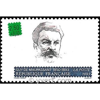 n° 2799 -  Selo França Correios