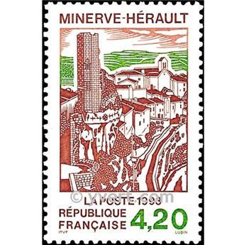 n° 2818 -  Selo França Correios