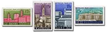IRÁN: lote de 100 sellos