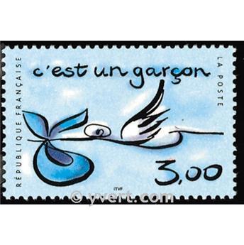 n° 3232 -  Selo França Correios