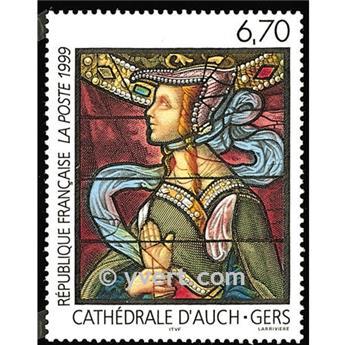 n° 3254 -  Selo França Correios