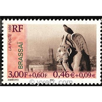 n° 3263 -  Selo França Correios