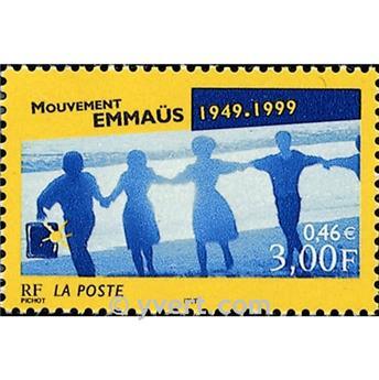 n° 3282 -  Selo França Correios