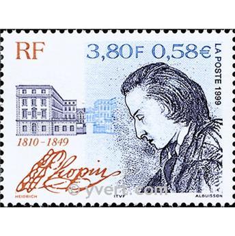 n° 3287 -  Selo França Correios