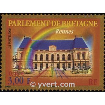 n° 3307 -  Selo França Correios