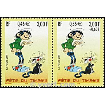 n° 3371A -  Selo França Correios
