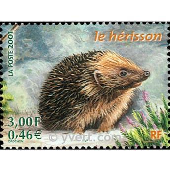 n° 3383 -  Selo França Correios