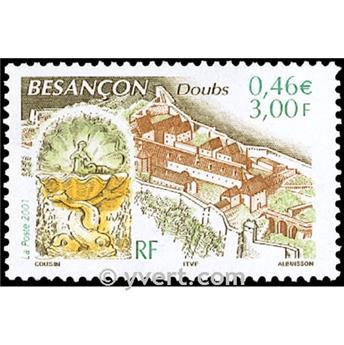 n° 3387 -  Selo França Correios