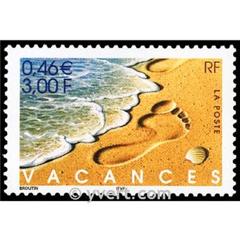 n° 3400 -  Timbre France Poste