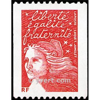 n.o 3418 -  Sello Francia Correos
