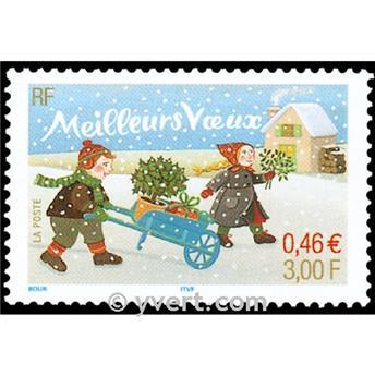 nr. 3438 -  Stamp France Mail