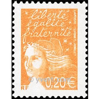 n.o 3447 -  Sello Francia Correos