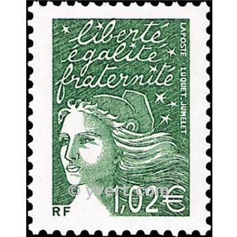 n.o 3456 -  Sello Francia Correos