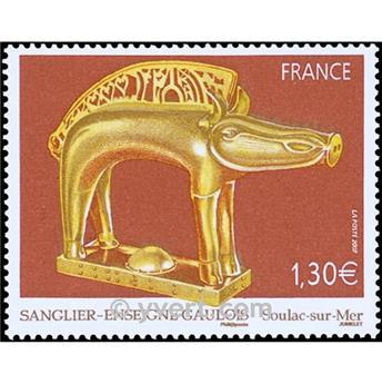 n.o 4060 -  Sello Francia Correos