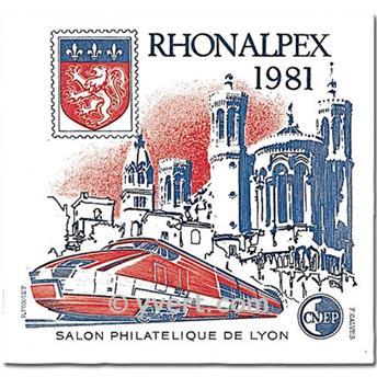 nr. 2 -  Stamp France CNEP Stampn° 2 -  Timbre France CNEPn.o 2 -  Sello Francia Cámara Sindical de Negociantes y Expertos en Filatelia (CNEP)