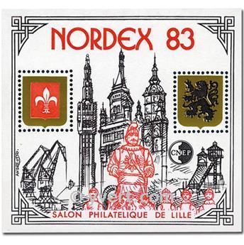 n.o 4A -  Sello Francia Cámara Sindical de Negociantes y Expertos en Filatelia (CNEP)