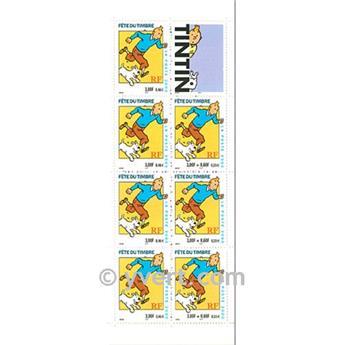 n° BC3305 -  Timbre France Carnets Journée du Timbre