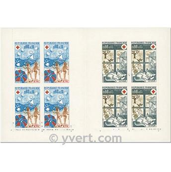 n° 2023 -  Selo França Carnets Cruz Vermelha