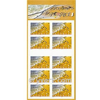 n° BC3400A -  Timbre France Carnets Divers