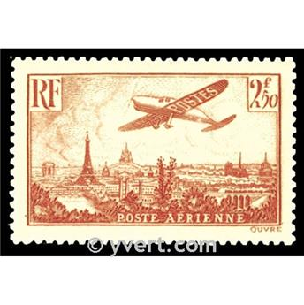 n.o 11 -  Sello Francia Correo aéreo