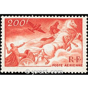 n.o 19 -  Sello Francia Correo aéreo