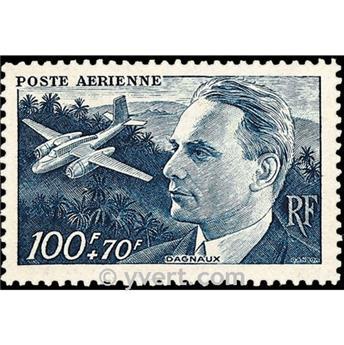 n° 22 -  Selo França Correio aéreo