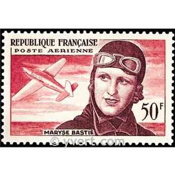 n° 34 -  Timbre France Poste aérienne