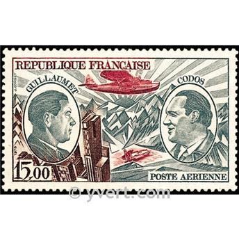 n° 48 -  Selo França Correio aéreo