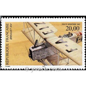 n° 61 -  Selo França Correio aéreo