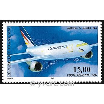 n° 63 -  Selo França Correio aéreo