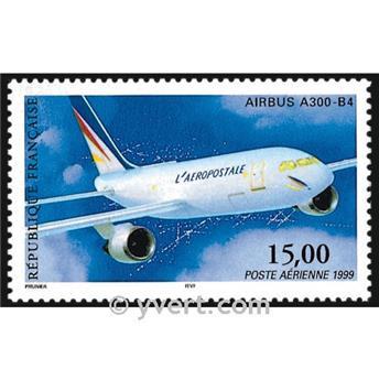 n° 63 -  Timbre France Poste aérienne