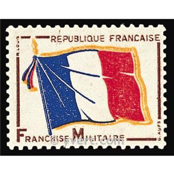 n° 13 -  Selo França Franquia postal