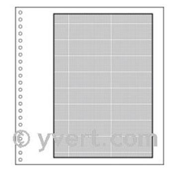 SUPRA squared sheets