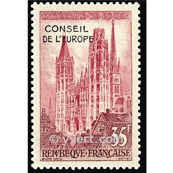 nr. 16 -  Stamp France Official Mail