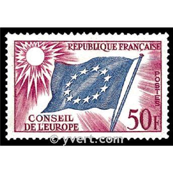n° 21 -  Selo França Oficiais