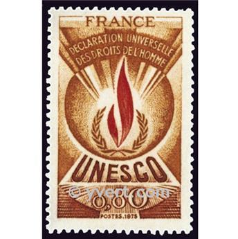 n° 44 -  Selo França Oficiais