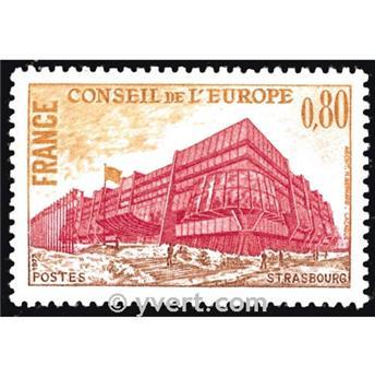 n° 53 -  Timbre France De service
