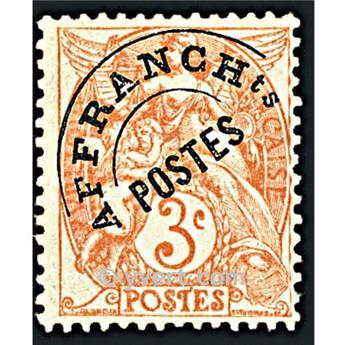n.o 39 -  Sello Francia Precancelados