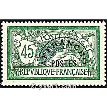 n° 44 -  Selo França Pré-obliterados