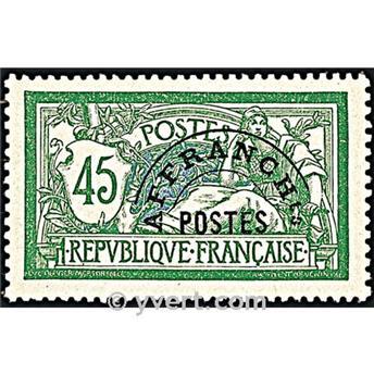n.o 44 -  Sello Francia Precancelados