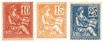 n° 48 -  Selo França Pré-obliterados