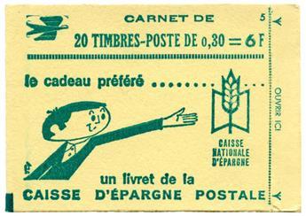 n° 62 -  Selo França Pré-obliterados