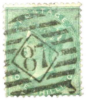 n° 80 -  Selo França Pré-obliterados