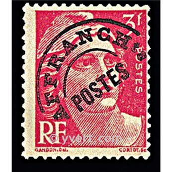n° 96 -  Selo França Pré-obliterados