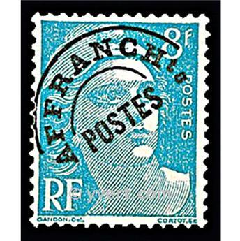 n° 101 -  Timbre France Préoblitérés