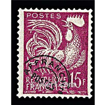 n° 112 - Timbre France Préoblitérés